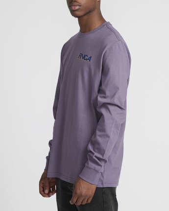 3 Roberto Rodriguez Redondo Screaming Bat  - Long Sleeve T-Shirt for Men  Q1LSRDRVF9 RVCA