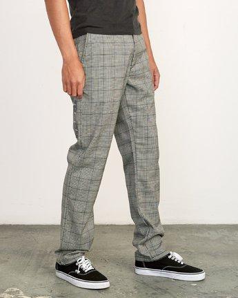 5 Daggers Jax  - Slim-Straight Trousers  Q1PTRDRVF9 RVCA