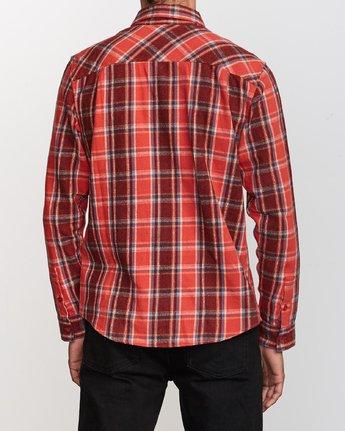 That'll Work Flannel  - Long Sleeve Shirt  Q1SHRERVF9