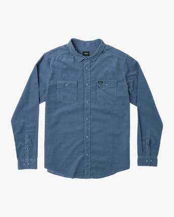 Freeman Corduroy  - Long Sleeve Shirt  Q1SHRMRVF9