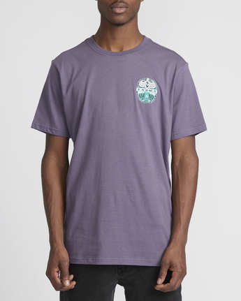 2 Martin Ander Opposites  - T-Shirt à manches courtes pour Homme  Q1SSRHRVF9 RVCA