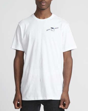 4 Smith Street  - T-Shirt à manches courtes pour Homme  Q1SSRKRVF9 RVCA