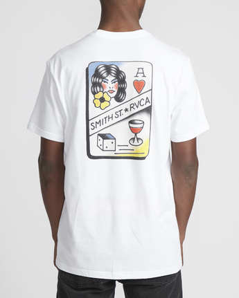 2 Smith Street  - T-Shirt à manches courtes pour Homme  Q1SSRKRVF9 RVCA
