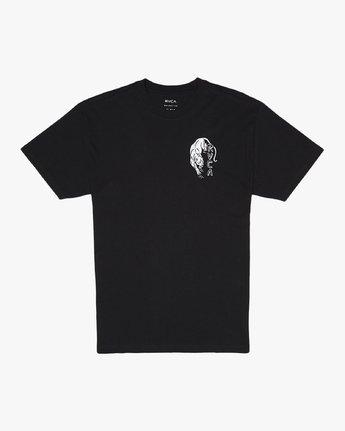 1 Prowler  - Short Sleeve T-Shirt Black Q1SSRVRVF9 RVCA