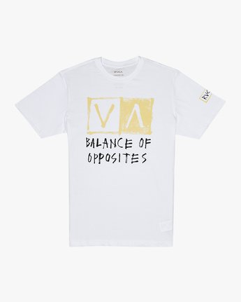 RVCA Blocker  - Short Sleeve T-Shirt  Q1SSSARVF9