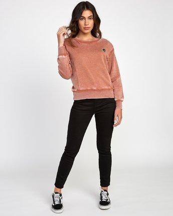 4 Melissa Grisancich Prowl  - Sweatshirt  Q3CRRXRVF9 RVCA