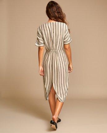 2 Smith  - Robe mi-longue pour Femme Beige Q3DRRIRVF9 RVCA