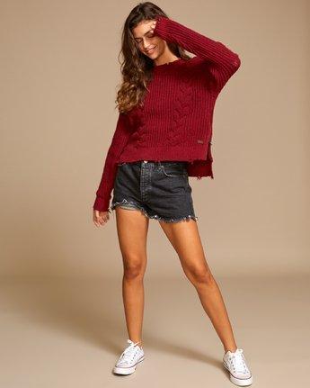 4 Drop Out  - Zip Sweater  Q3JPRCRVF9 RVCA