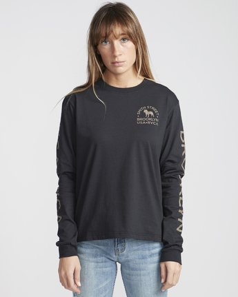 Smith Street Wicks  - Long Sleeve T-Shirt  Q3LSRBRVF9