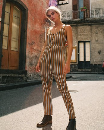 Carlton Striped  - Jumpsuit  Q3ONRDRVF9