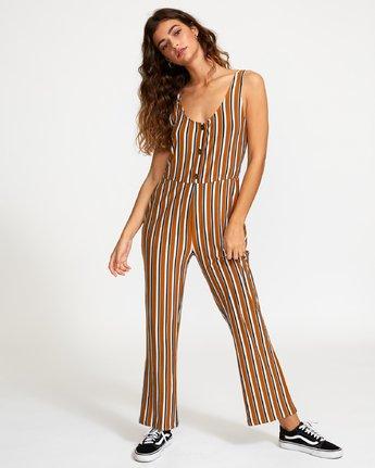 2 Carlton Striped  - Jumpsuit  Q3ONRDRVF9 RVCA