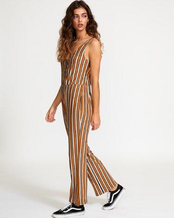 3 Carlton Striped  - Jumpsuit  Q3ONRDRVF9 RVCA