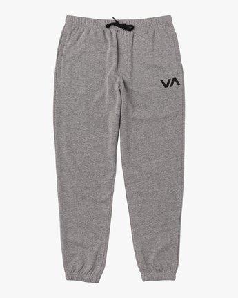 7 Cage II  - Sports SweatTrousers Grey Q4PTMARVF9 RVCA
