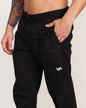 5 Spectrum II  - Sports Trousers Black Q4PTMCRVF9 RVCA