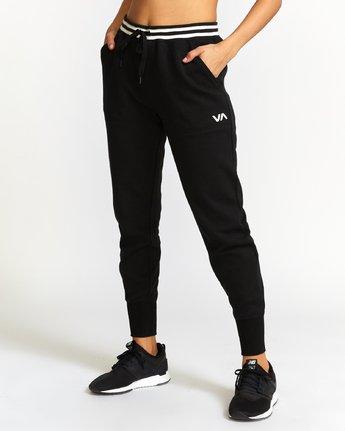 1 Titan  - Sports SweatTrousers Black Q4PTWBRVF9 RVCA