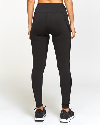 3 Atomic  - Sports High Rise Legging  Q4PTWERVF9 RVCA