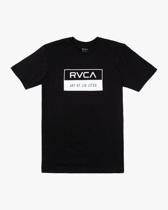 2 AOJ INVERT BOX Black Q4SSABRVF9 RVCA