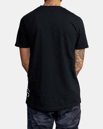 5 Art of Jiu Jitsu - T-Shirt for Men Black Q4SSACRVF9 RVCA