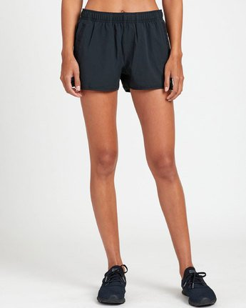 Womens Yogger Stretch  - Sports Short  Q4WKWDRVF9