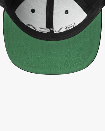 2 RVCA Twill - Snapback Hat for Men Black Q5CPRCRVF9 RVCA