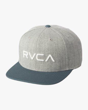 RVCA TWILL SNAPBACK II  Q5CPRCRVF9