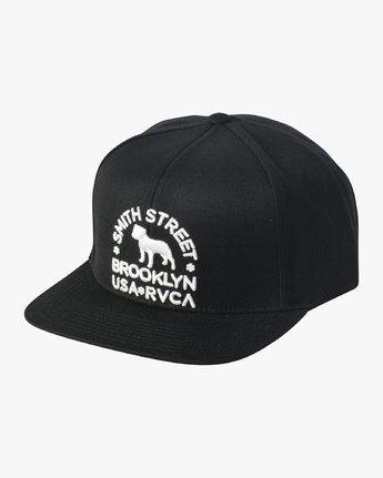Smith Street  - Snapback Hat  Q5CPRHRVF9