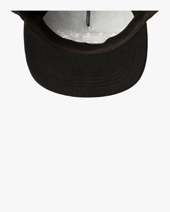 1 Alleged Les - Snapback Cap for Men Black Q5CPTARVF9 RVCA