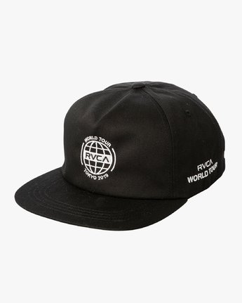 World Tour Tokyo - Snapback Cap for Men  Q5CPTCRVF9