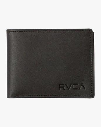 Crest Bifold - Leather Bi-Fold Wallet for Men  Q5WLRBRVF9