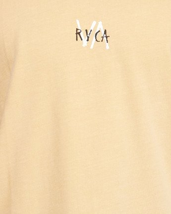 5 VA SANDS MUSCLE Yellow R105002 RVCA