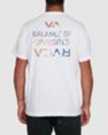 RVCA FAIRFAX SS T  R105046