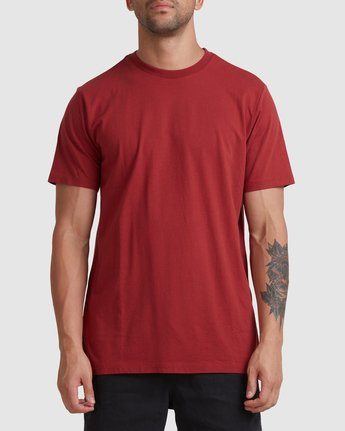 RVCA WASHED SS TEE  R105050