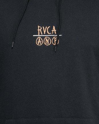 6 RVCA ANP PULLOVER  R105152 RVCA