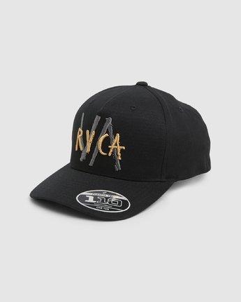 RVCA SANDS PINCHED CAP  R105563