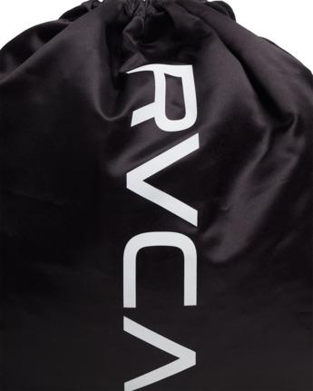 4 Rvca Cinch Sack Black R106471 RVCA