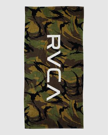 BIG RVCA TOWEL 6 PACK  R106541