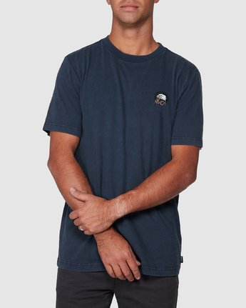 0 Screamin Eagle Short Sleeve Tee  R107043 RVCA