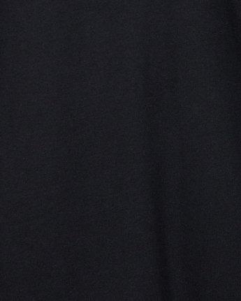 4 RVCA POCKET SHORT SLEEVE TEE Black R107046 RVCA