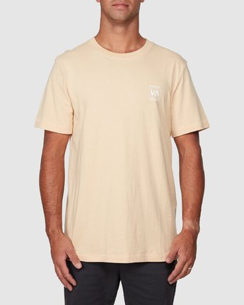 1 Boxed In Short Sleeve Tee  R107051 RVCA