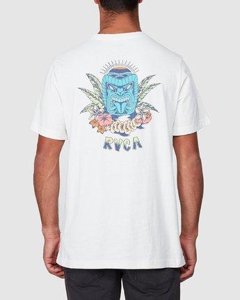 3 DMOTE Aloha Short Sleeve Tee  R107065 RVCA
