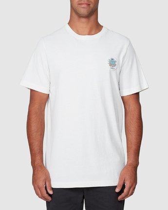 1 DMOTE Aloha Short Sleeve Tee  R107065 RVCA
