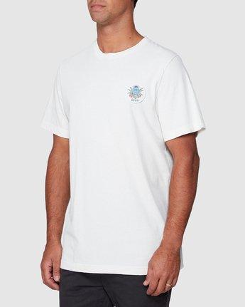 2 DMOTE Aloha Short Sleeve Tee  R107065 RVCA