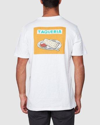 4 Hot Fudge Short Sleeve Tee  R107069 RVCA