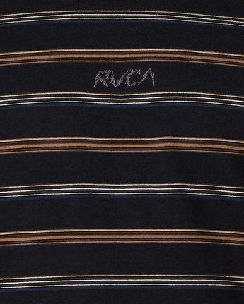 4 Merc Stripe Long Sleeve Tee  R107095 RVCA