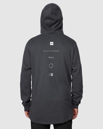 3 Upside Pullover  R107154 RVCA