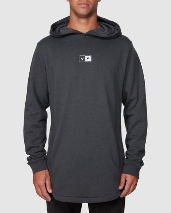 1 Upside Pullover  R107154 RVCA