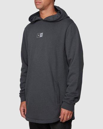 2 Upside Pullover  R107154 RVCA