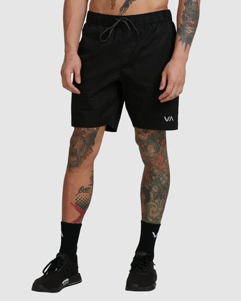 0 SPECTRUM SHORTS Black R107311 RVCA