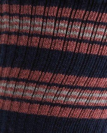 11 RVCA Multi Sock - 4 Pack  R107601 RVCA