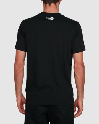 2 Headline Pocket Short Sleeve Tee  R108043 RVCA